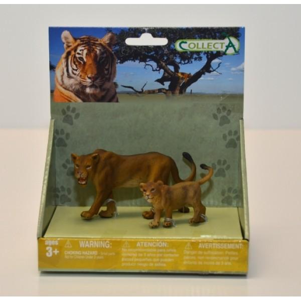 CollectA Wildlife 2 Set-Lioness