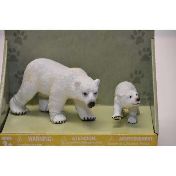 CollectA Wildlife 2 Set-Polar bear