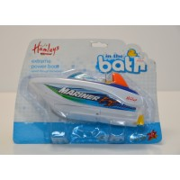 Hamleys Speed Boat Bath Toy