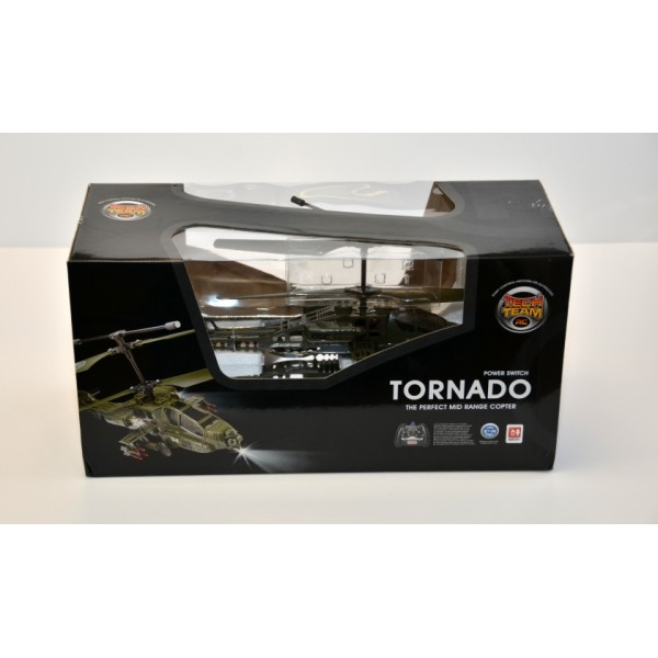 Tornado Helicopter Control Toy