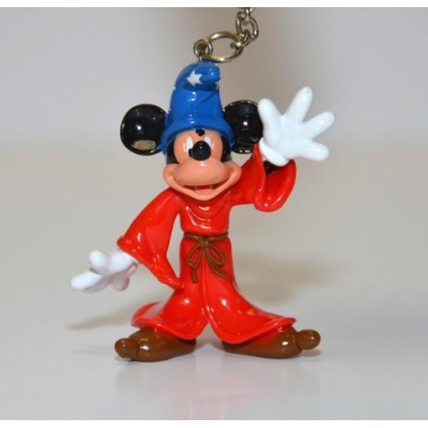 Disney Mickey Sorcerer 3D Key Ring