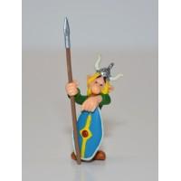 Obelix & Asterix   - Sleeping Village Guard Figurine