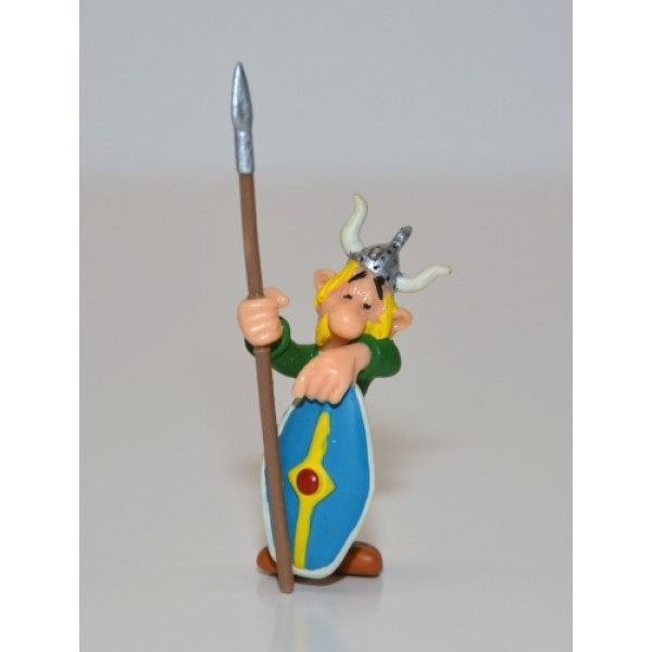 Obelix & Asterix   - Sleeping Village Guard Figurine