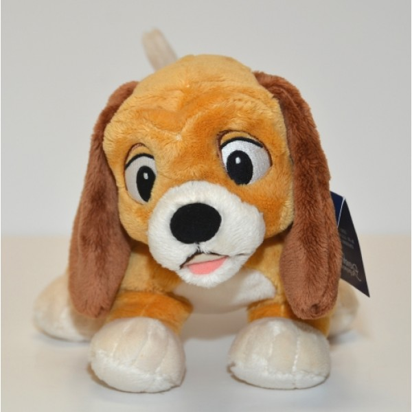 Disneyland Paris Copper medium soft toy