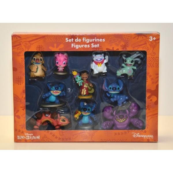 Disney Lilo & Stitch Alien Action Play set