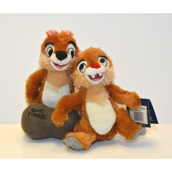 Chip and Dale Soft Toy,Best Friends