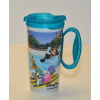 Refillable Disney Resort Travel Mug Mickey Mouse and Friends