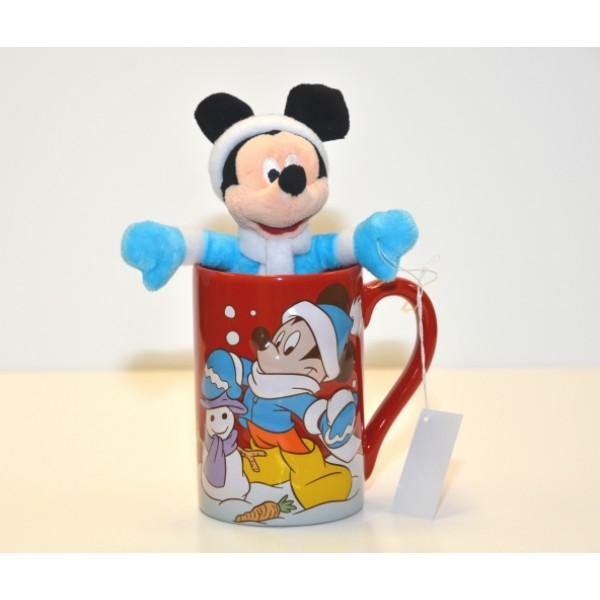 Mickey Mouse Mug and Toy