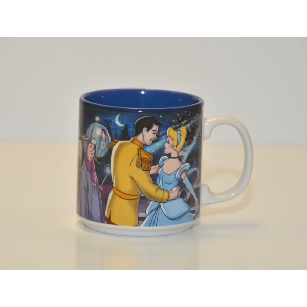 Vintage Disney animated Cinderella Mug