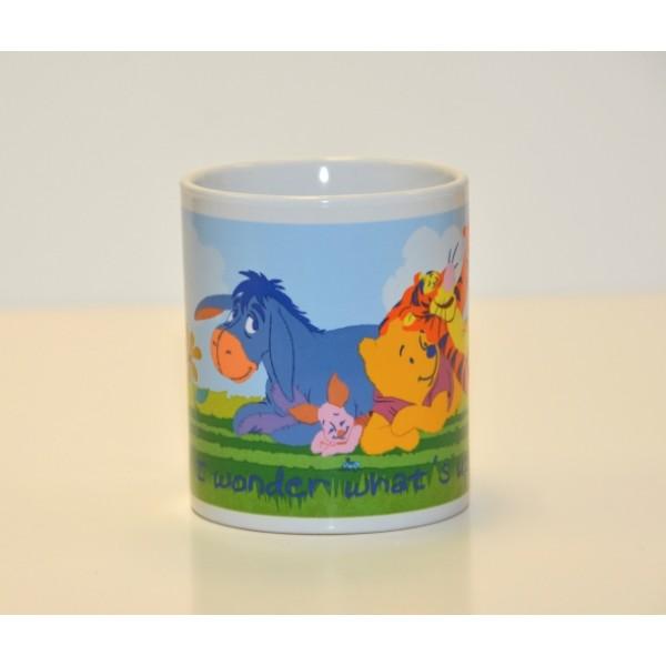 Vintage Disney Winnie the Pooh coffee mug