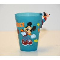 Mickey Mouse 3D Plastic Cup