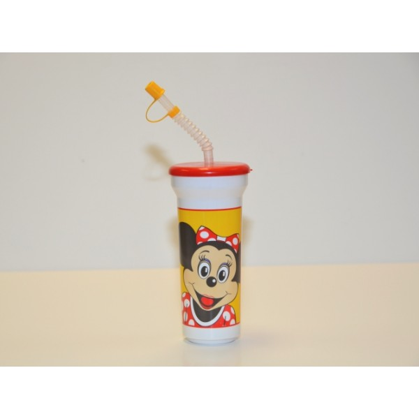 Mickey and Minnie Mouse Tumbler