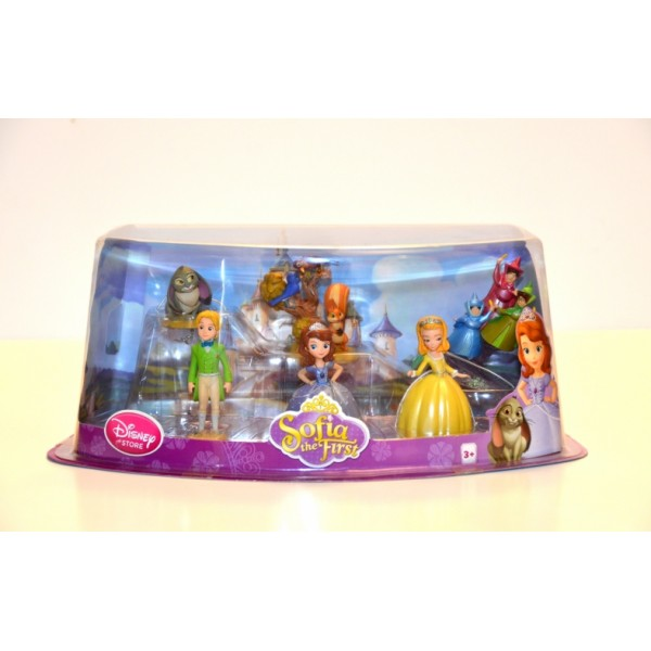 Sofia the First Figurine Play Set
