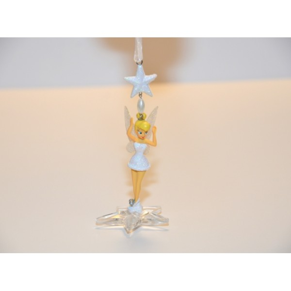 Tinker Bell Star Ornament