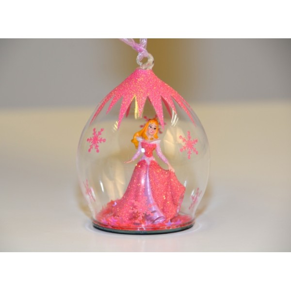 Disney Princess Aurora Sleeping Beauty Christmas Bauble