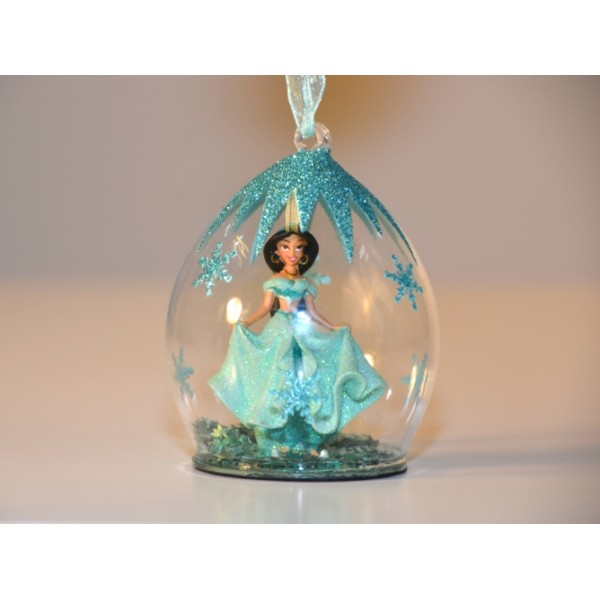 Disney Princess Jasmine Christmas Bauble
