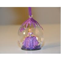 Disney Rapunzel Christmas Bauble