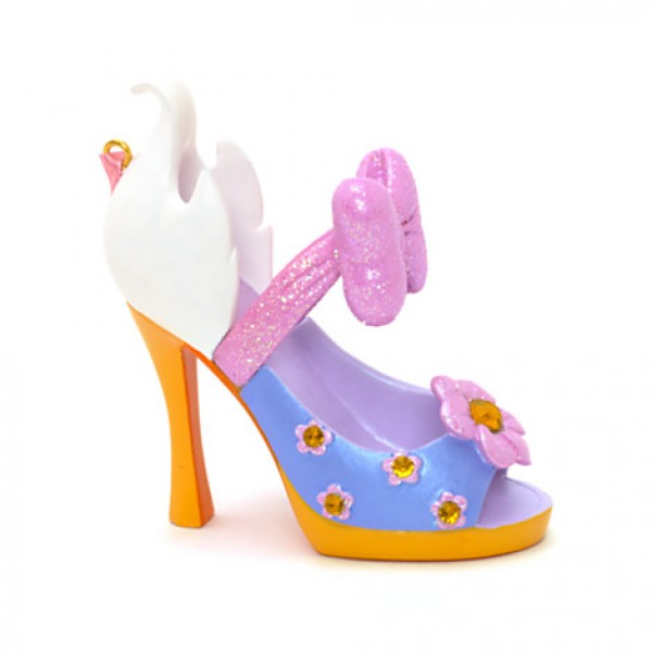 Daisy Duck - Mickey Mouse Clubhouse - Miniature Decorative Shoe