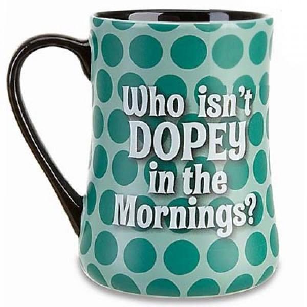 Disney Dopey Morning Coffee Mug