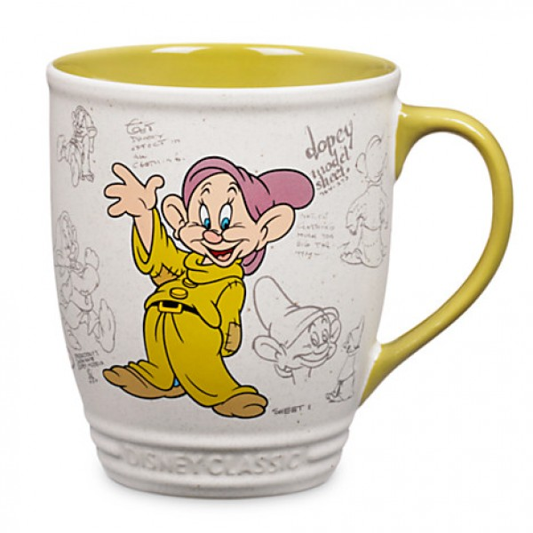 Dopey - Disney Classics Coffee Mug