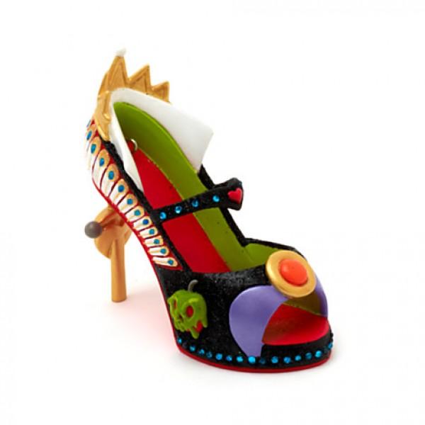 Evil Queen - Disney villain - Miniature Decorative Shoe