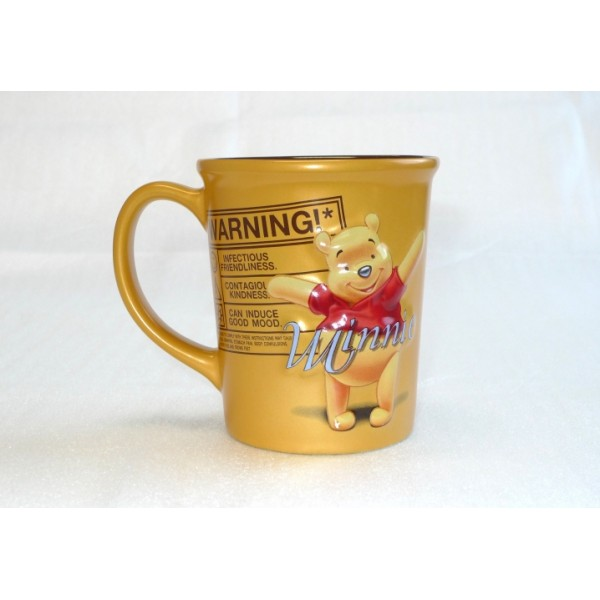Winnie the Pooh - Warning Coffee Mug