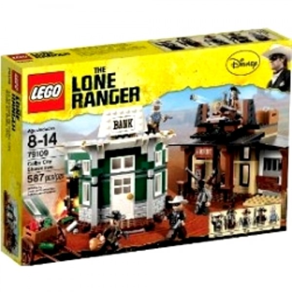 Lego 79109 Disney, The Lone Ranger