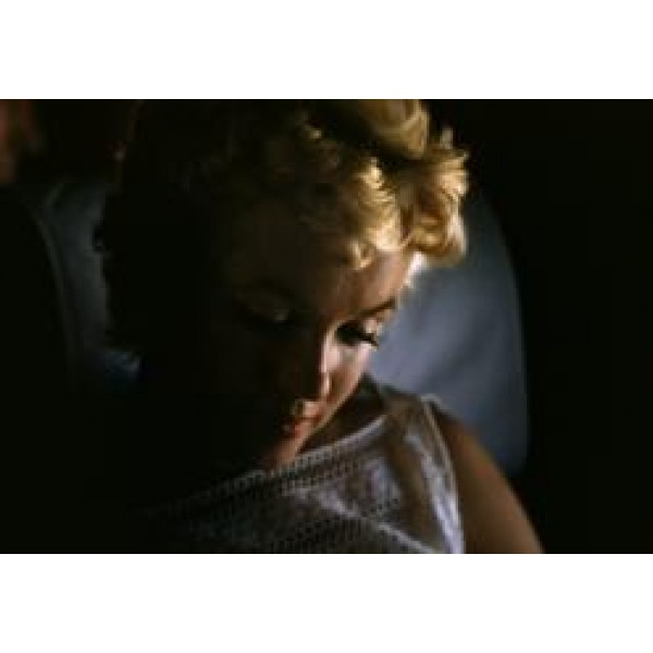 Marilyn Monroe by Eve Arnold