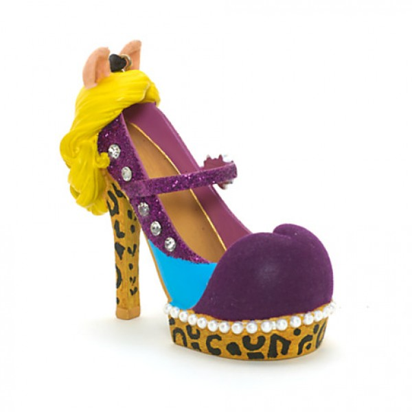 Miss Piggy - Muppets Show - Miniature Decorative Shoe