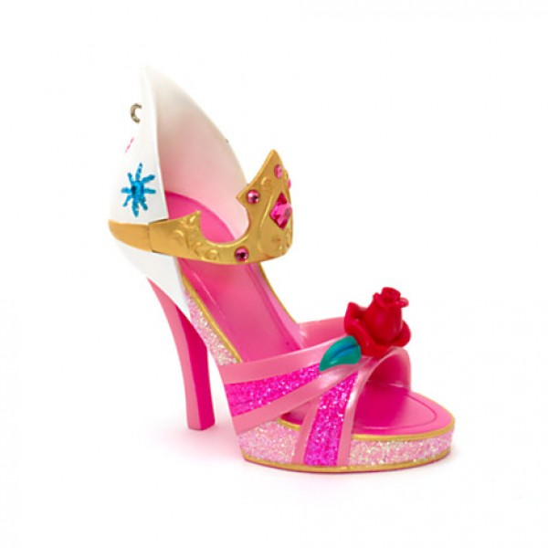 Aurora  - Sleeping Beauty -  Miniature Decorative Shoe