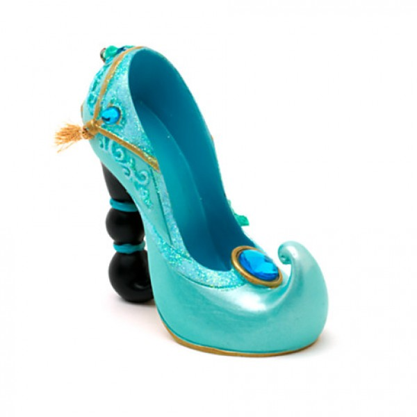 Jasmine - Aladdin - Miniature Decorative Shoe