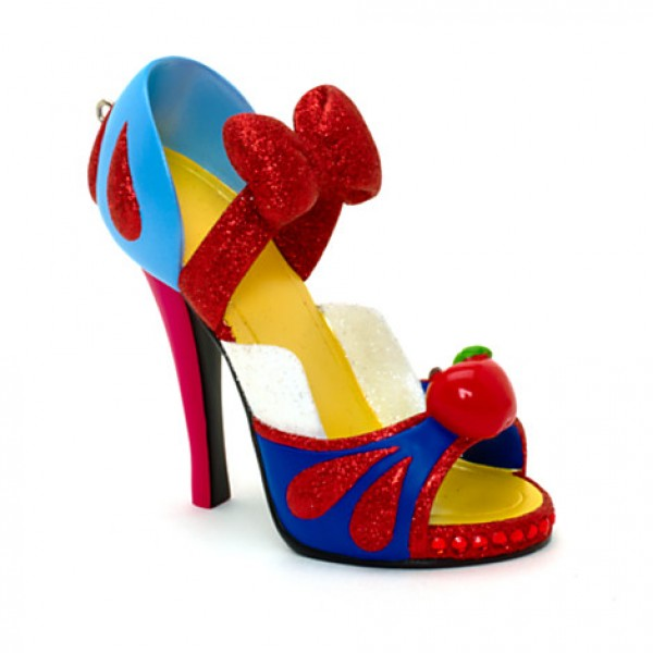 Snow White - Miniature Decorative Shoe
