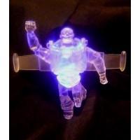 Buzz Lightyear Light-up Clip