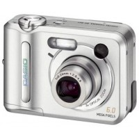 Casio Digital Camera QV-R61