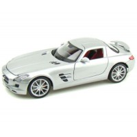 Mercedes-Benz SLS AMG 1:12 Diecast Model  (Dealer Box)