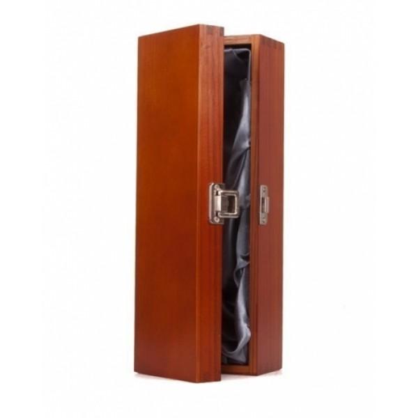 Luxury Wooden Box – 1 Bottle