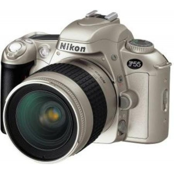 Nikon F55 Camera and Autofocus 28-80mm Zoom Lens