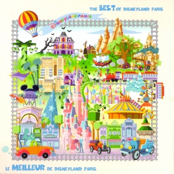 The Best of Disneyland Paris 20 th Anniversary CD