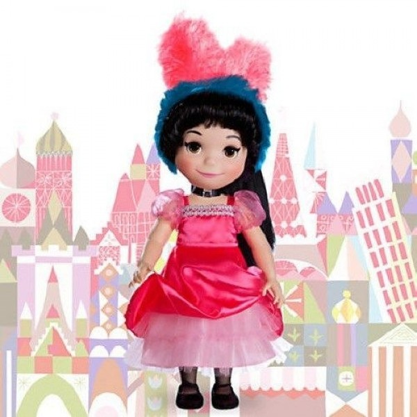 Disney Animators' Collection Singing Doll - France''it's a small world''